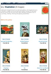 Sell art online for free